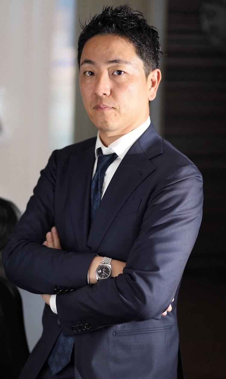 代表取締役 浮田紘一